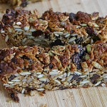 Nutty Snack Bars