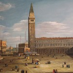 St Mark's Square a few centuries eariler.