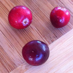 West Coast cranberries